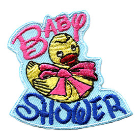 S-1158 Baby Shower Patch