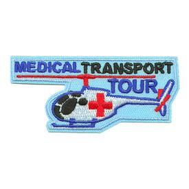 S-1167 Medical Transport Tour Patch
