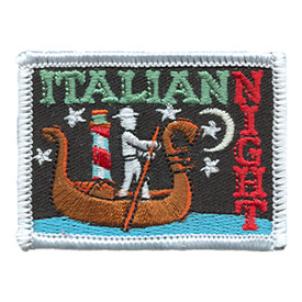 S-1190 Italian Night Patch