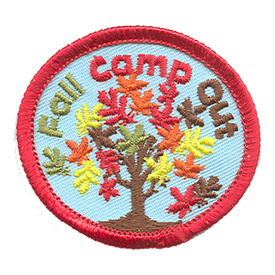 S-1192 Fall Camp Out Patch