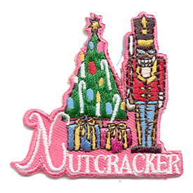 S-1193 Nut Cracker Patch