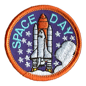 S-1199 Space Day Patch