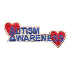 S-1200 Autism Awareness Patch