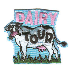 S-1211 Dairy Tour Patch