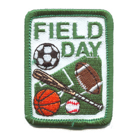 S-1212 Field Day Patch