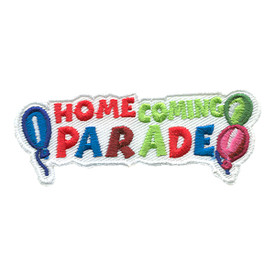 S-1214 Home Coming Parade Patch