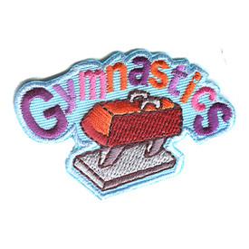 S-1223 Gymnastics Patch