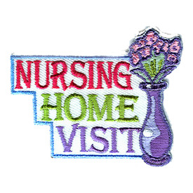 S-1224 Nursing Home Visit Patch