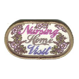 S-1228 Nursing Home Visit Patch
