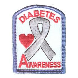 S-1229 Diabetes Awareness Patch