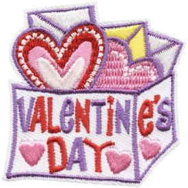 S-1231 Valentine's Day Patch