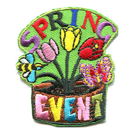 S-1233 Spring Event Patch