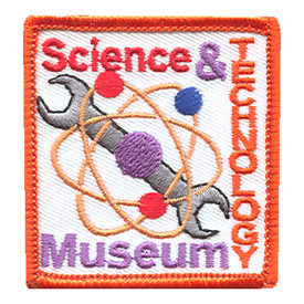 S-1246 Science & Technology Patch