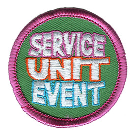 S-1259 Service Unit Event Patch