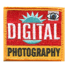 S-1261 Digital Photography Patch