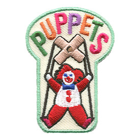S-1262 Puppets Patch