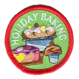 S-1264 Holiday Baking Patch