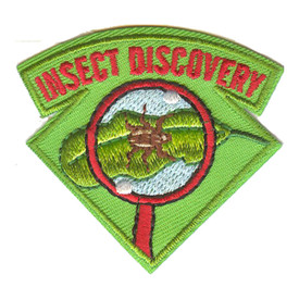 S-1265 Insect Discovery Patch