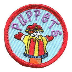 S-1270 Puppets (Joker) Patch