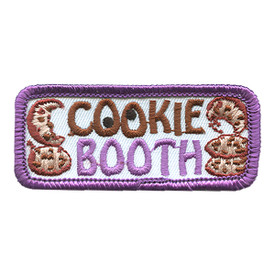 S-1283 Cookie Booth Patch