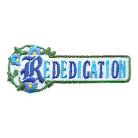 S-1284 Rededication Patch