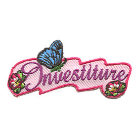 S-1288 Investiture Patch