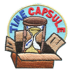 S-1295 Time Capsule Patch