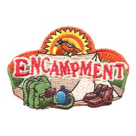 S-1299 Encampment Patch