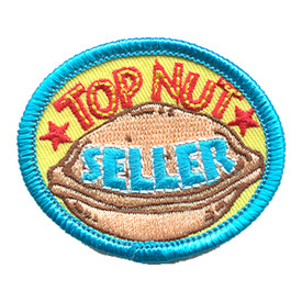 S-1313 Top Nut Seller (Nut) Patch