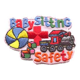 S-1316 Babysitting Safety Patch