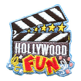 S-1319 Hollywood Fun Patch