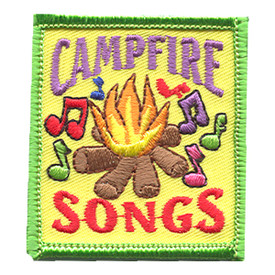 S-1326 Campfire Songs Patch