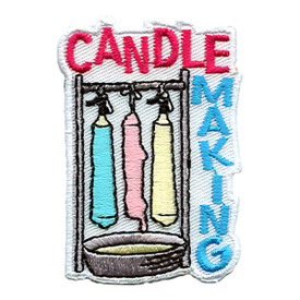 S-1335 Candle Making Patch