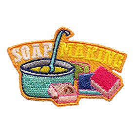 S-1336 Soap Making Patch