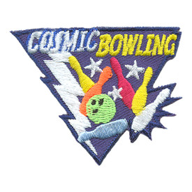 S-1339 Cosmic Bowling Patch