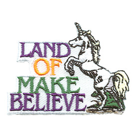 S-1344 Land Of Make Believe Patch
