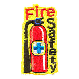 S-1348 Fire Safety Patch
