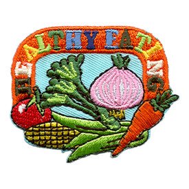 S-1353 Healthy Eating Patch