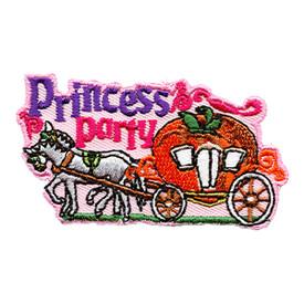 S-1354 Princess Party Patch