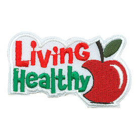 S-1357 Living Healthy Patch