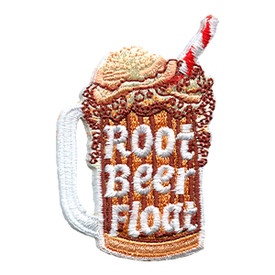 S-1362 Root Beer Float Patch
