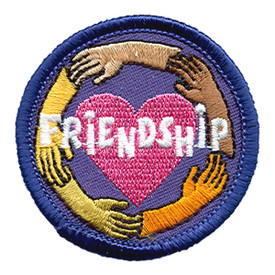 S-1369 Friendship Patch