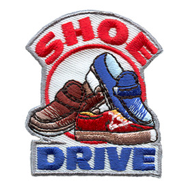 S-1371 Shoe Drive Patch