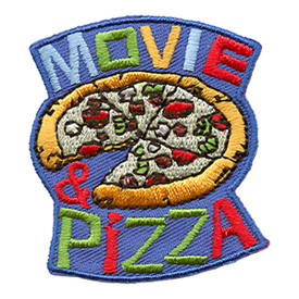 S-1375 Movie & Pizza Patch