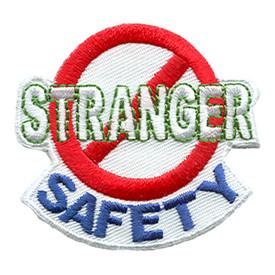 S-1377 Stranger Safety Patch