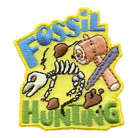 S-1378 Fossil Hunting Patch