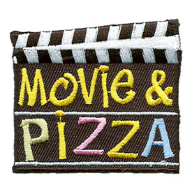 S-1381 Movie & Pizza Patch