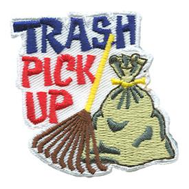 S-1382 Trash Pick Up Patch