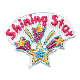 S-1389 Shining Star Patch