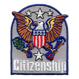 S-1391 Citizenship Patch